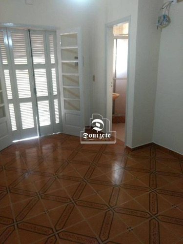 Sobrado Com 3 Dormitórios À Venda, 210 M² Por R$ 590.000,00 - Vila Floresta - Santo André/sp - So3116
