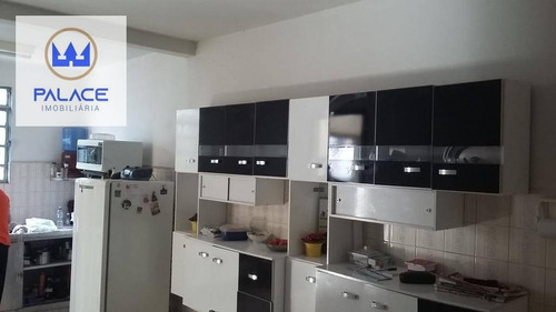 Imagem 1 de 9 de Casa Com 2 Dormitórios À Venda, 106 M² Por R$ 340.000,00 - Vila Monteiro - Piracicaba/sp - Ca0284