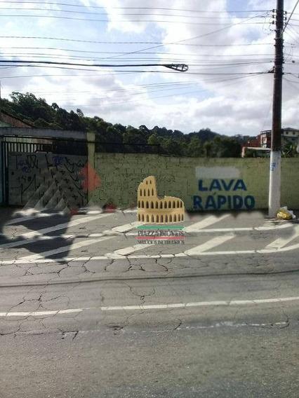 Terreno Comercial À Venda, Jardim Nossa Senhora Do Carmo, São Paulo. - Te0035