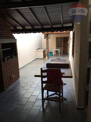 Casa Residencial À Venda, Jardim Pedroso, Indaiatuba. - Ca0103