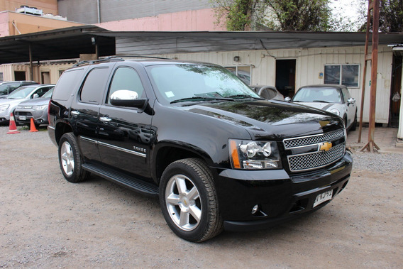Chevrolet Tahoe 2014 Ltz 5.3 40.000 Kms Facilidades