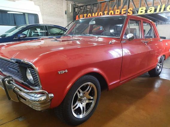 Chevrolet Rally Sport Modelo 7