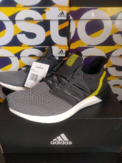 Tênis adidas Ultraboost M Grey Six Tam 41 Original Top!