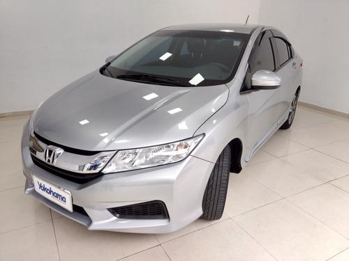 Honda City 2017 1.5 Lx Flex Aut. 4p