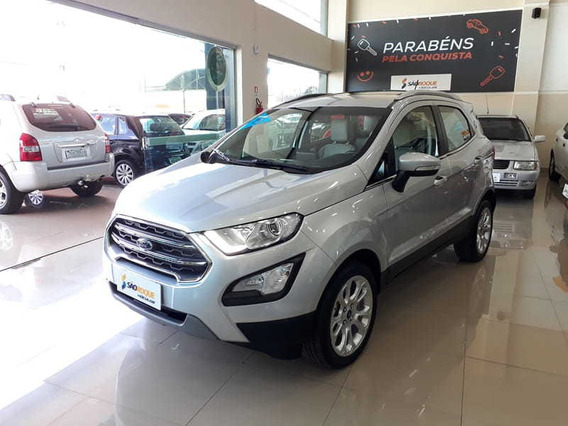 Ford Ecosport Titanium Plus 2.0