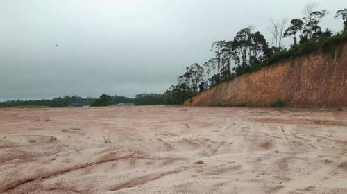 Imagem 1 de 3 de Área À Venda, 5517 M² Por R$ 3.700.000,00 - Loteamento Industrial Coral - Mauá/sp - Ar0021