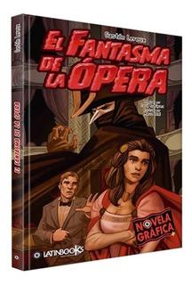 ** Novela Grafica ** El Fantasma De La Opera