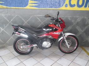 Honda Nx 4 Falcon Vermelha 2008
