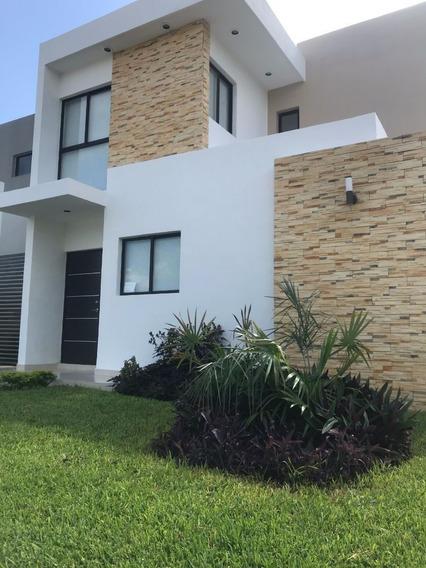 Casa En Venta En Merdia En Dzitya Norte Merida Yucatan Modelo Palenque