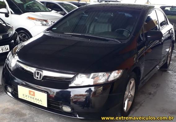 Honda Civic Lxs 1.8 Automatica