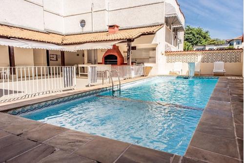 Imagem 1 de 30 de Apartamento Com 2 Dormitórios À Venda, 61 M² Por R$ 350.000,00 - Jardim Guanabara - Rio De Janeiro/rj - Ap0813