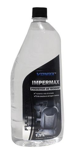 Imagem 1 de 4 de Impermax 1,5l Impermeabilizante Protege Sofa Banco Vonixx