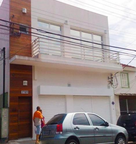 Sala Para Alugar, 78 M² Por R$ 2.500,00/mês - Vila Gomes Cardim - São Paulo/sp - Sa0081
