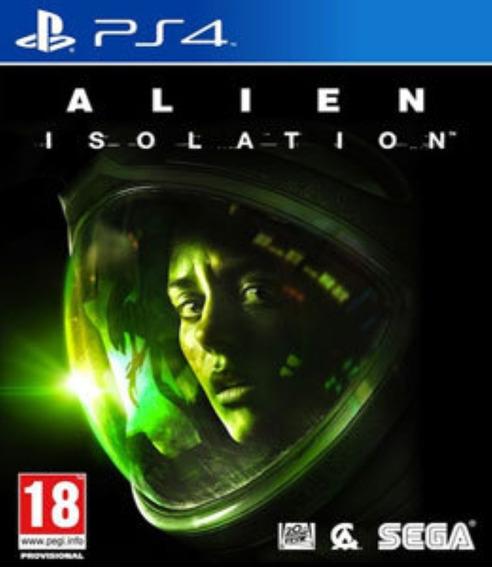 Alien Isolation Ps4 Original**1