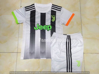 Uniforme Juventus Local Edición Palace 2020 Niño