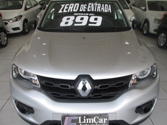 Renault Kwid Completo Zero De Entrada Trabalhe No Uber