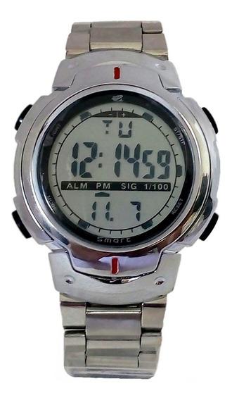 Relógio De Pulso Digital Masculino Original Prova Dágua 50mt