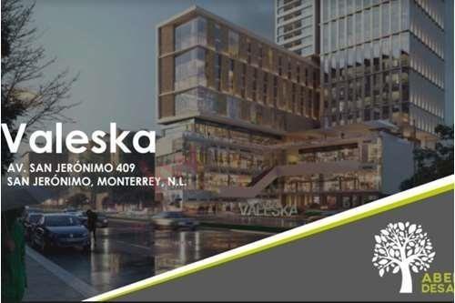 Preventa Oficina Plaza Valeska, Abella Desarrollos