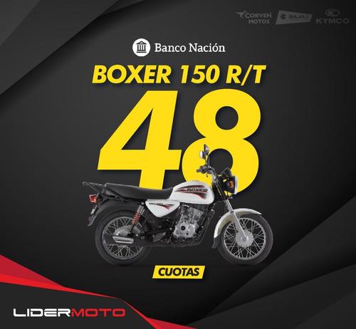 Bajaj Boxer 150 -lidermoto- Mejor Financiación