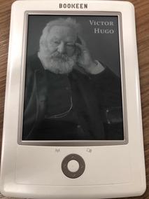 Leitor Livro Eletrônico 7 Pol Bookeen C 8gb Expand Até 64gb