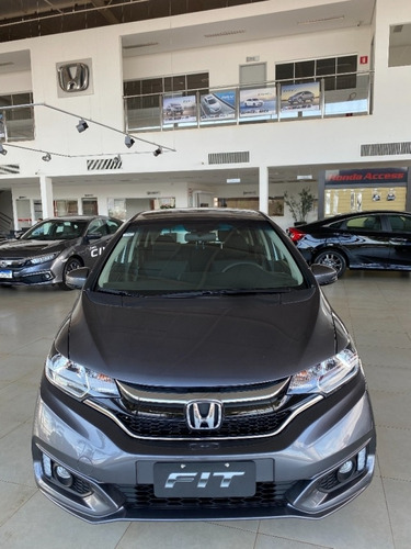 Imagem 1 de 9 de Honda Fit Ex