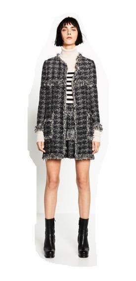 Saco Zara Tweed Original