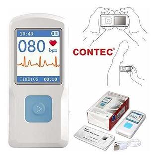 Contec Ecgekg Monitor Portatil Software De Pc Electrocardiog