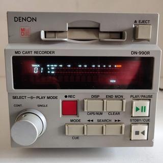Minidisc Profesional Grabador Denon Dn-990r A Reparar Leer