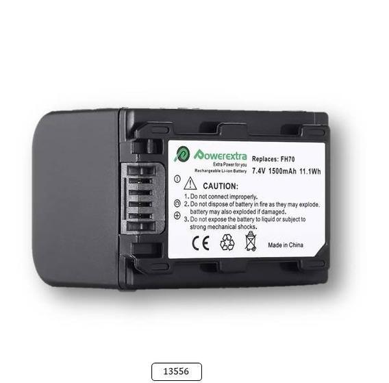 Bateria Mod. 13556 Para Dcr-hc40dcr-hc50dcr-hc60