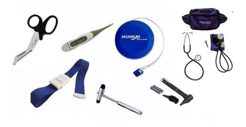 Kit Completo Para Enfermeria Y Estudiantes Ref: X7 Articulos