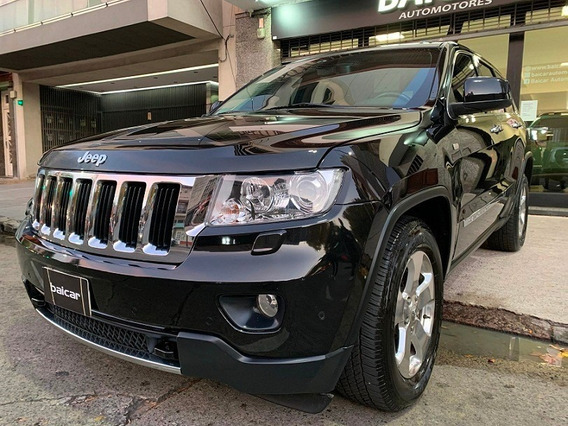 Jeep Grand Cherokee 3.6 Limited 286hp Atx (señada)