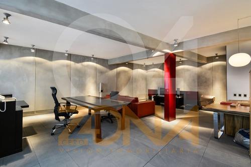 Imagen 1 de 21 de Edificio Para Oficinas En Venta De 390.41 M2, Colonia Escand