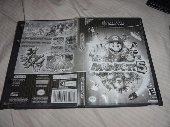 Mario Party 5 Original Gamecube Leia!