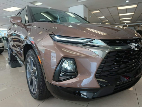 Chevrolet Blazer Rs 2020 Seguro Gratis Nuevas