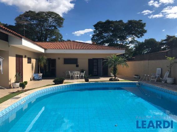 Casa Térrea - Jardim Planalto - Sp - 578282