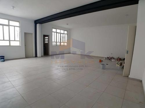 Imagem 1 de 3 de Sala Comercial Para Locação Em Suzano, Centro, 1 Banheiro - 682_1-1040880