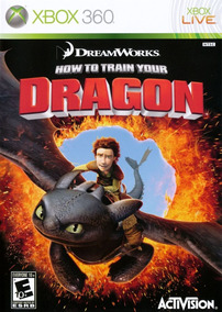 How To Train Your Dragon Xbox 360 Original