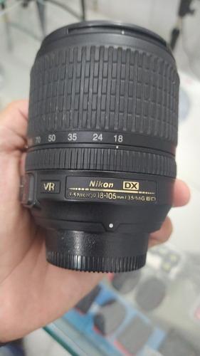 Lente 18-105 Nikon