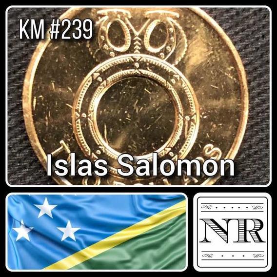 Islas Salomon - 2 Dolares - Año 2012 - Km # 239 - Bokolo