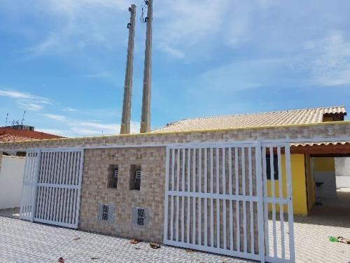 (ref:3929) Casas E Sobrados - Itanhaém/sp - Bal. Tupy