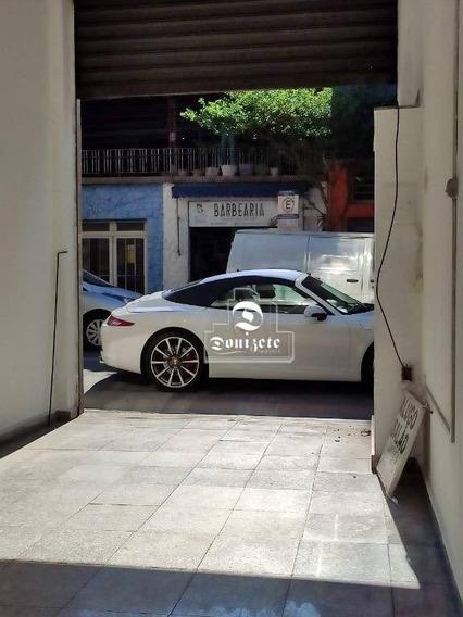 Salão Para Alugar, 14 M² Por R$ 1.700,50/mês - Centro - São Caetano Do Sul/sp - Sl0143