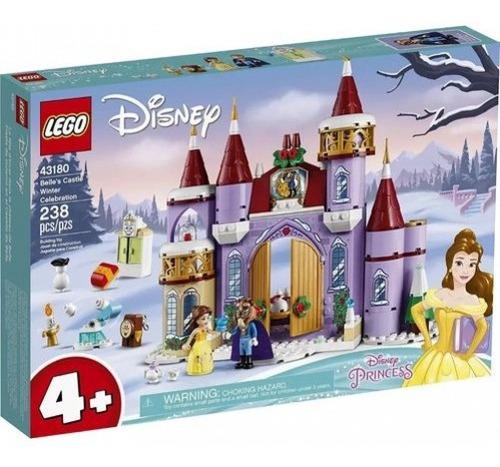 Lego Dy Princess Celebracao De Inverno Castelo Da Bela