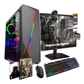 Pc Gamer Armada Amd Ryzen 5 2600 1tb 8gb Ddr4 Gtx1060 Ddr5