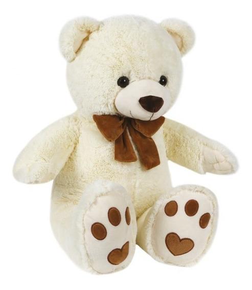 Urso De Pelúcia 45cm Fofucho Excelente Qualidade