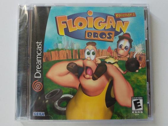 Dreamcast: Floigan Brothers Original Americano L A C R A D O