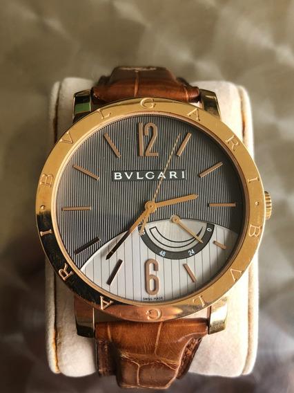 Relógio Bvlgari Ouro Rosa