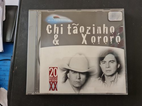 Cd Chitãozinho & Xororó