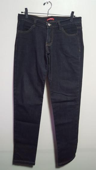 Calça Jeans Feminina Preta Quintess