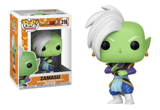 Funko Pop Dragon Ball Super Zamasu