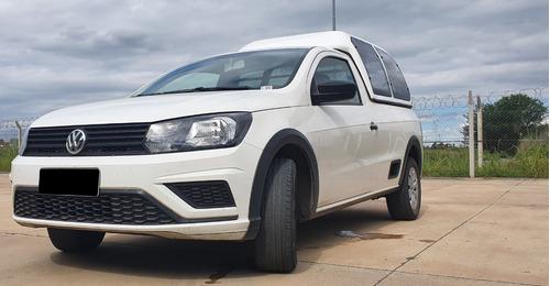 Volkswagen Saveiro 1.6 Con Cúpula 2018